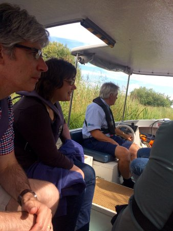 Ludham, UK: Enjoying the electric eel exploration