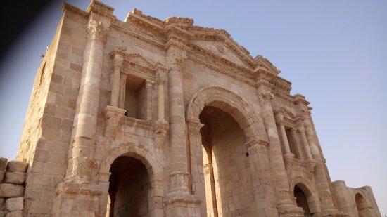 Jerash Ruins: Jerash