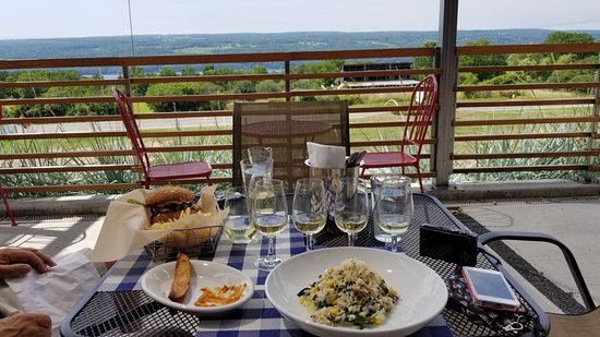 Hector, Nowy Jork: Lunch at RW