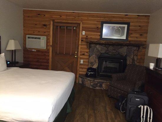 Kohl's Ranch Lodge: Studio room for 2