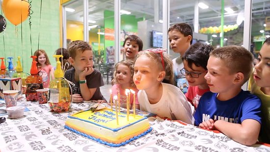 Birthday Parties Picture of Rockin Jump Greensboro Greensboro