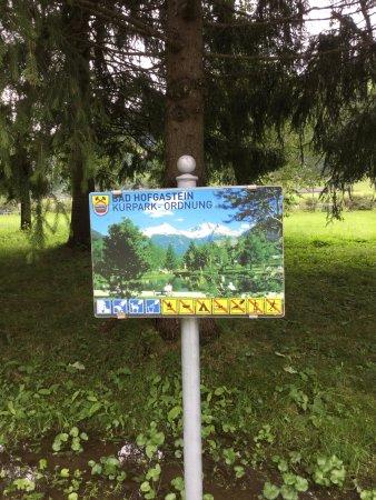 Alpen Kurpark Bad Hofgastein