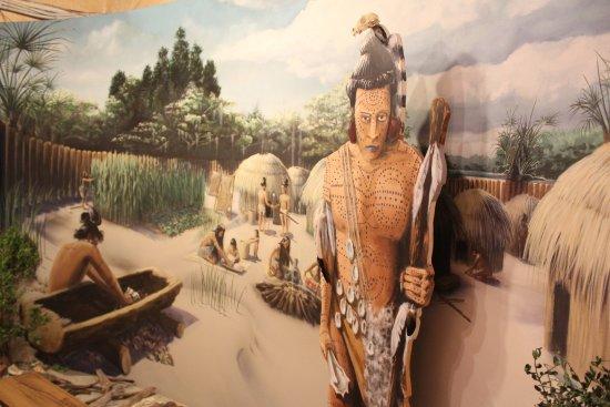 Amelia Island Museum of History: Indigenous history
