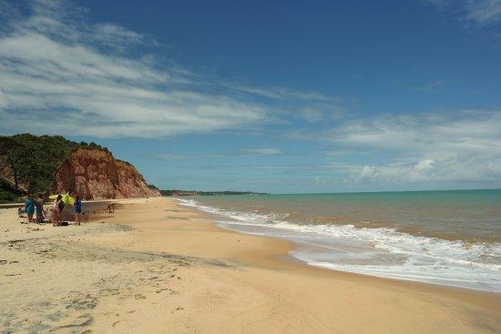 Japara Mirim Beach: Praia