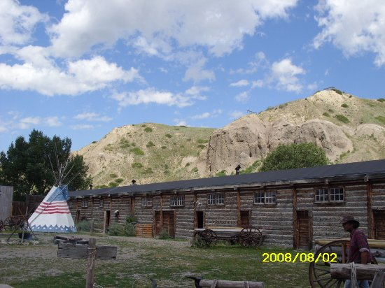 Fort Whoop-Up Trading Post Museum: Fort Whoop Up