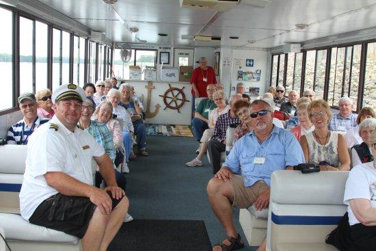 Winona, Minnesota: Winona Tour Boat