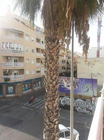 Hotel Juan Carlos : balcony