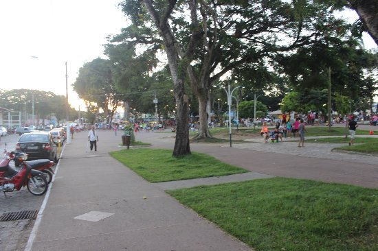 Praça do Bosque