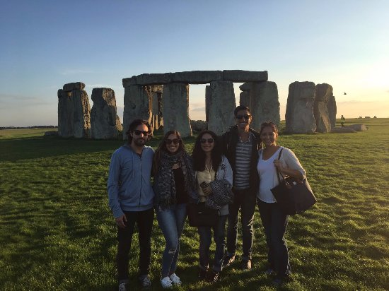 Salisbury & Stonehenge Guided Tours : Thank you Pat Shelley for such an amazing tour!