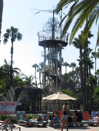 Paradise Point Resort & Spa: Observation tower