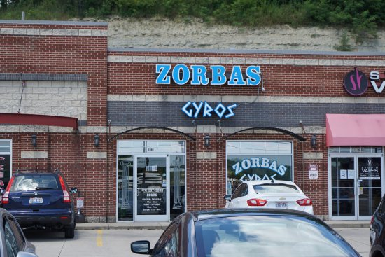 Lawrenceburg, IN: Zorba's