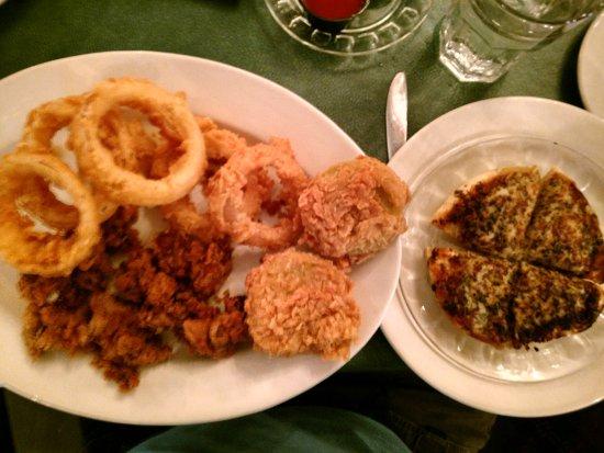 แซนที, เซาท์แคโรไลนา: Clark's Inn and Restaurant
