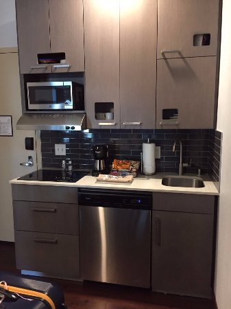 Cocina completa picture of hyatt house at anaheim resort convention center anaheim tripadvisor - Precio cocina completa ...