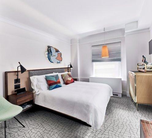 Photo of Hotel The Carlton at 88 Madison Ave, New York, NY 10016, United States