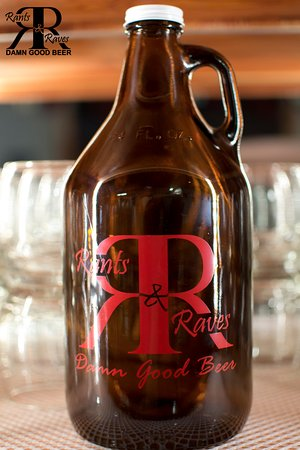 Moscow, ID: R&R Growlers - Thursday is $2 off Rants & Raves growler fills!