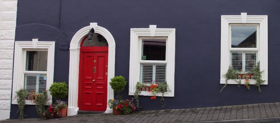 Killaloe, Ireland: Postcard of Kincora House