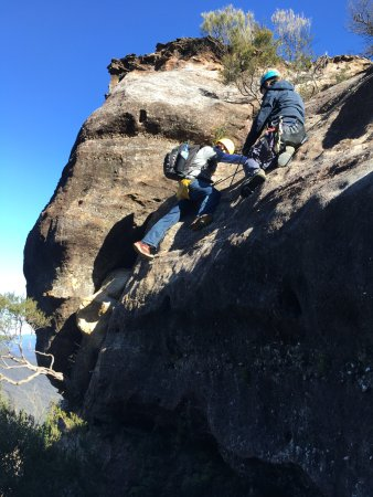 High 'n Wild Mountain Adventures: Climbing back up