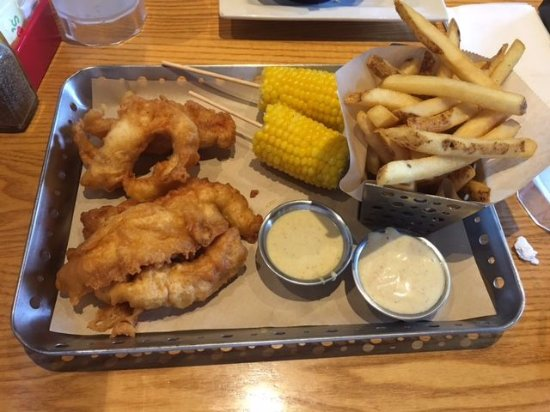 Midlothian, VA: Chicken Crispers at Chili's Grill & Bar