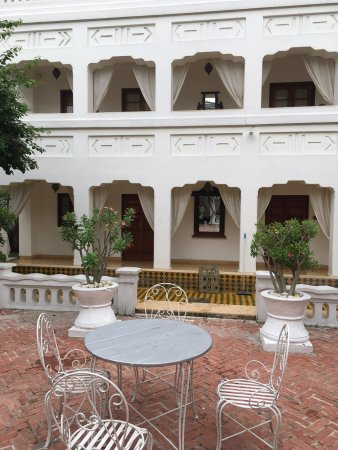 A great base for business or leisure in Lucknow