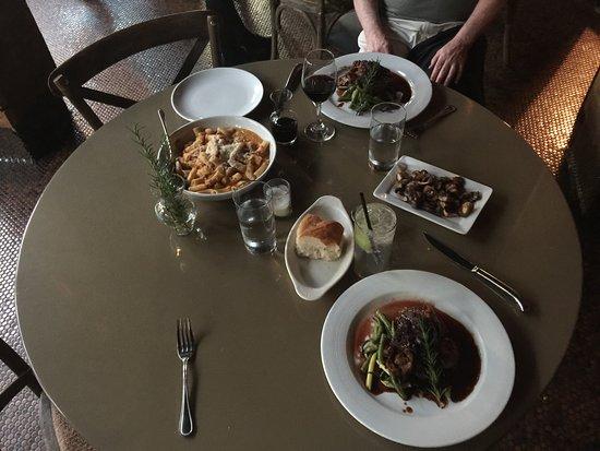 Alleia Restaurant Chattanooga Tn Menu