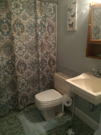 Starrucca, PA: Suite private bath