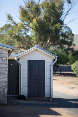 Burra, Australia: Rear Entrance