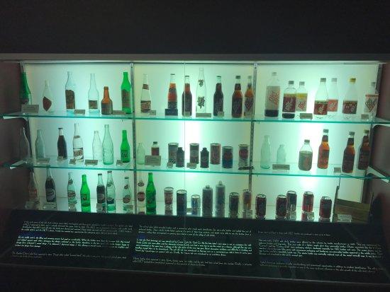 Waco, TX: Samples of world wide bottles