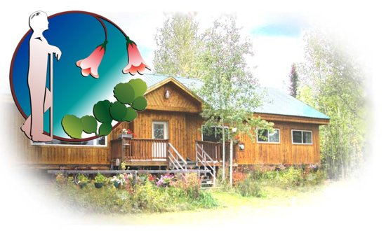 Copper Center, AK: Wellwood Bed and Breakfast