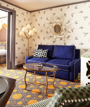 Kimpton Hotel Monaco Portland: Fas Suite