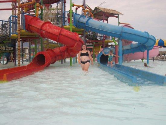 Monsoon Lagoon Water Park: fun times