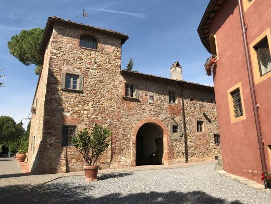Salvadonica - Borgo Agrituristico del Chianti: A real Tuscan treasure