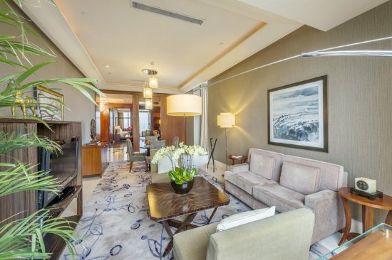 Regent Beijing Jinbao And Dongdan Suites