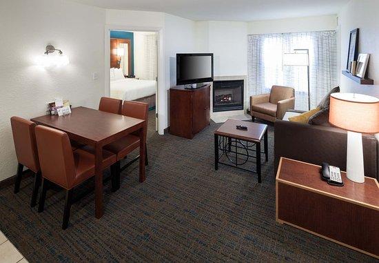 Marlborough, MA: Two-Bedroom Suite - Living Area