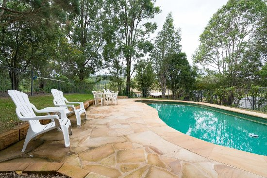 Wollombi, Australia: Pool