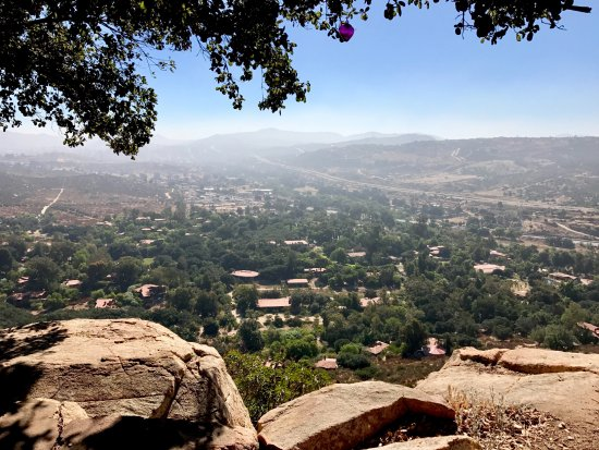 Rancho La Puerta Spa: View of the Ranch
