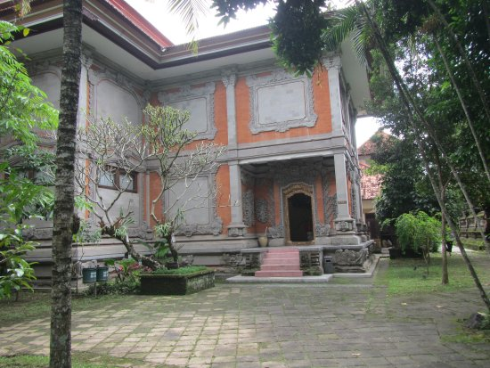 Agung Rai Museum of Art (ARMA)