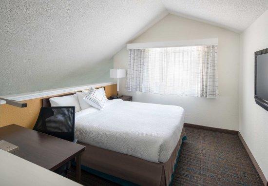 Аркадия, Калифорния: Penthouse Loft Bedroom