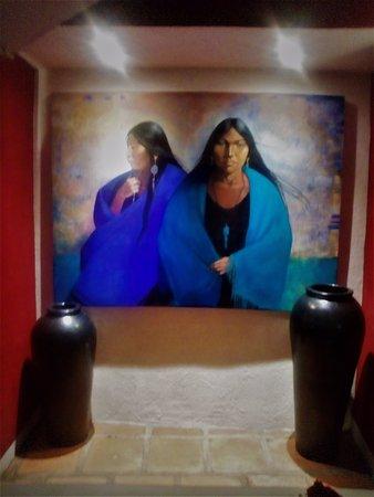 River Cafe : Marta Gilbert, Arte