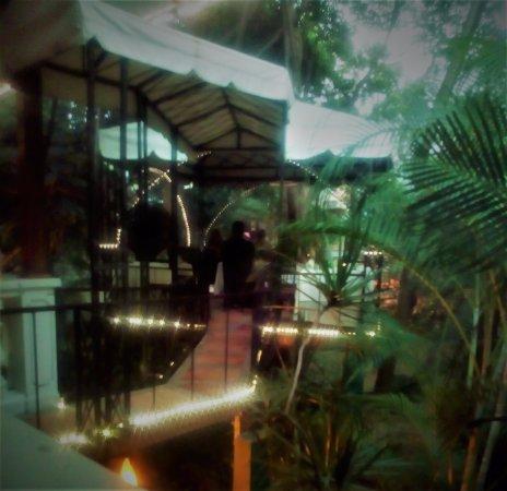 River Cafe : Un lugar especial cerca del río