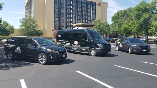 Johnstown, CO : our Personal VIP Shuttles
