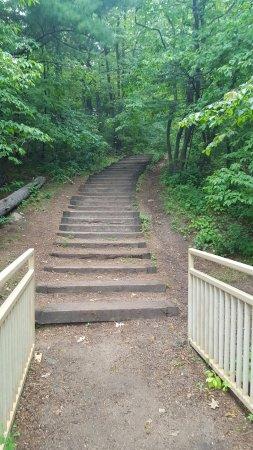 Hudson, WI: Nicely paved walking paths