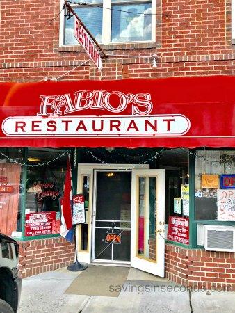 Newland, Carolina do Norte: restaurant entrance