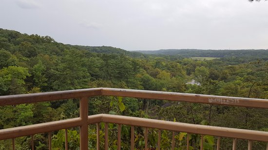 Hudson, WI: View from the Overlook