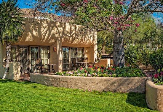 Paradise Valley, AZ: Guest Room Patio