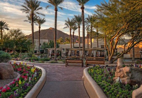 Paradise Valley, AZ: Hotel Grounds