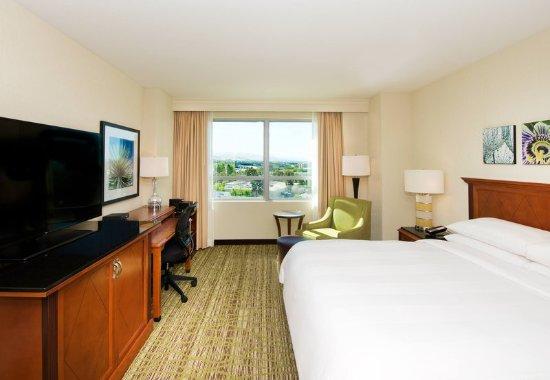 Fremont, Californien: King Guest Room
