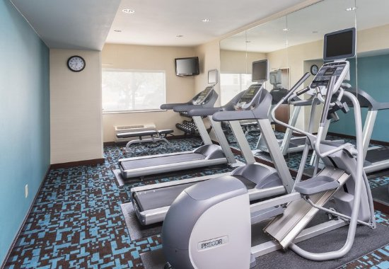 Temple, TX: Fitness Center