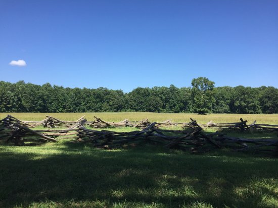 Yorktown, VA: Surrender Field