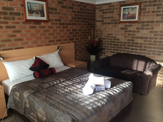 Tenterfield, Australia: A very well presented room, thank you