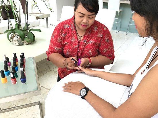 Bali Spa2u: Manicure